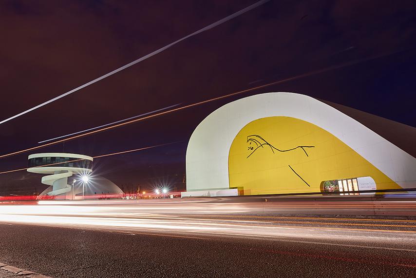 La Fundación Centro Niemeyer Avilés